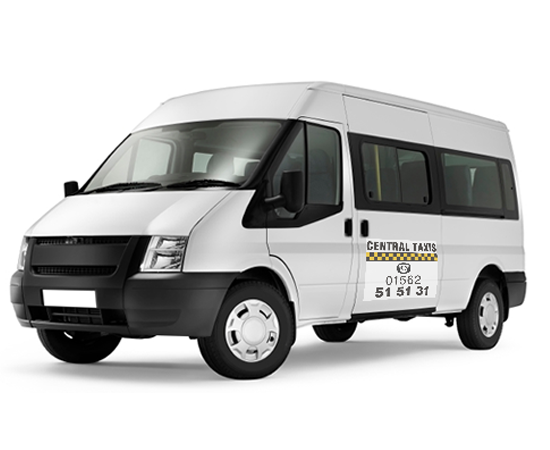 Mini Buses Private Hire - Licensed 8 Persons